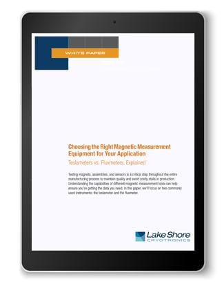 Magnetic-Measurement-Tablet